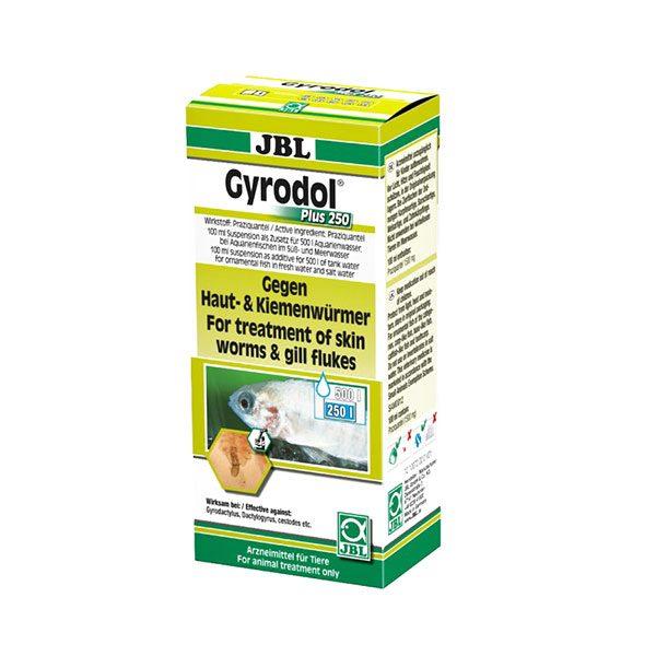 داروی ضد انگل جایردل _ JBL Gyrodol Plus