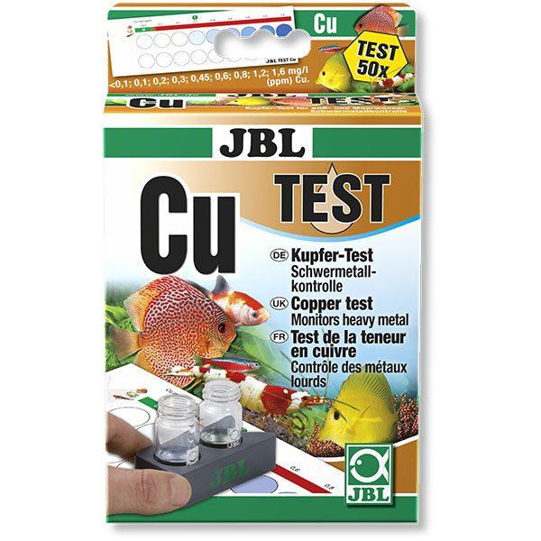 تست مس جی بی ال _ JBL Copper Test Cu