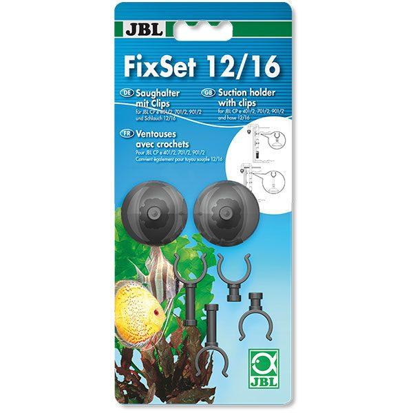 گیره و بادکش اتصالات فیکس ست _ JBL FixSet