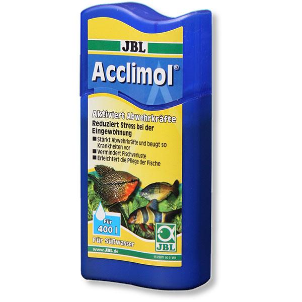 مکمل ضد استرس آکلیمول _ JBL Acclimol