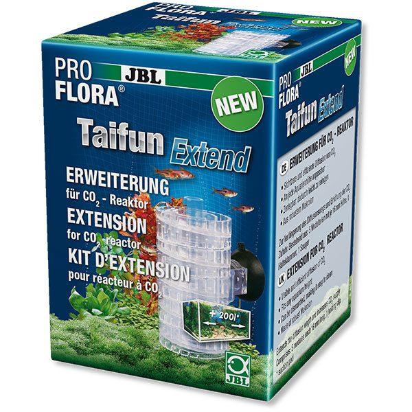 گسترش دهنده Co2 پروفلورا تایفان اکستند _ JBL ProFlora Taifun extend