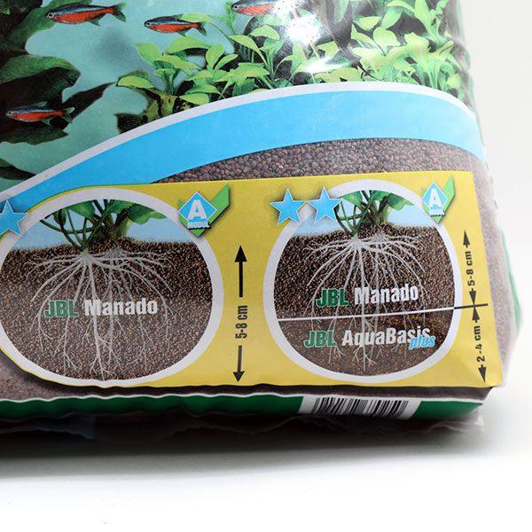 ست پرورش گیاه مانادو _ JBL Manado