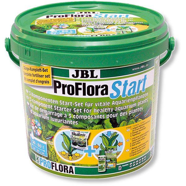 کود گیاهی پروفلورا استارت ست _ JBL Proflora Start set