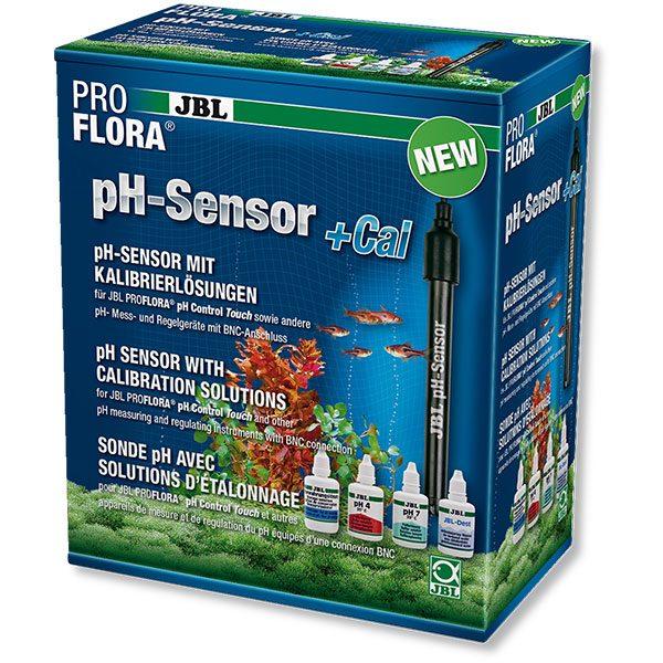 محلول کالیبراسیون پروفلورا پی اچ سنسور _ JBL ProFlora pH Sensor+Cal