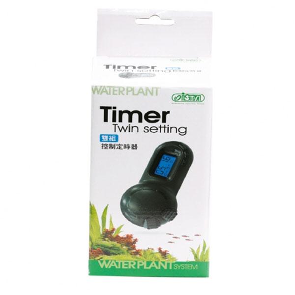 تایمر با دو ورودی _ Ista twin setting timer