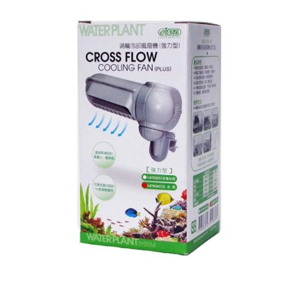 فن خنک کننده - Cross flow fan