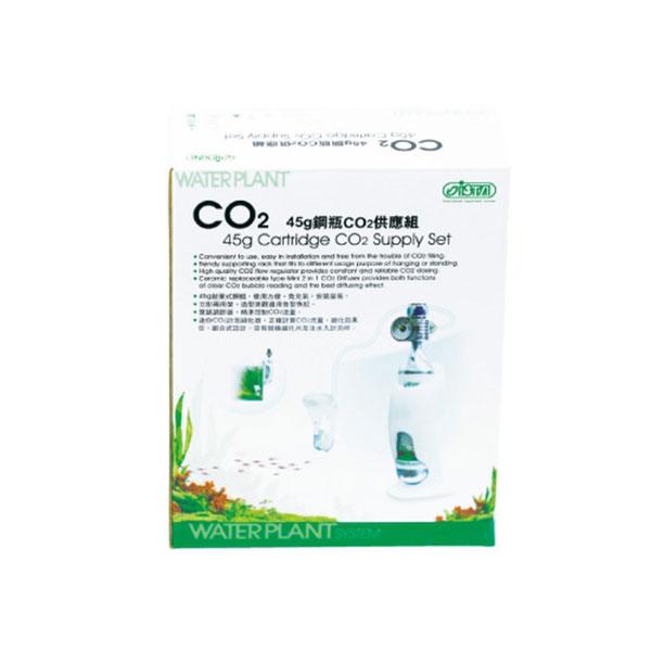 ست کامل CO2 با کپسول _ Ista Cartridge CO2 Supply Set