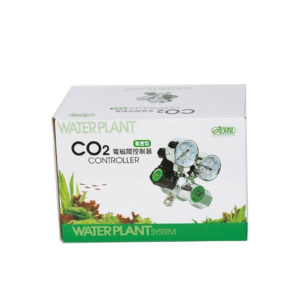 شیر تنظیم دی اکسید کربن رگلاتور ایستا - Ista CO2 Controller (Face-Side)