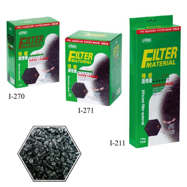 متریال فیلتر متریال فیلتر کربن ایستا _ Ista Super Carbon