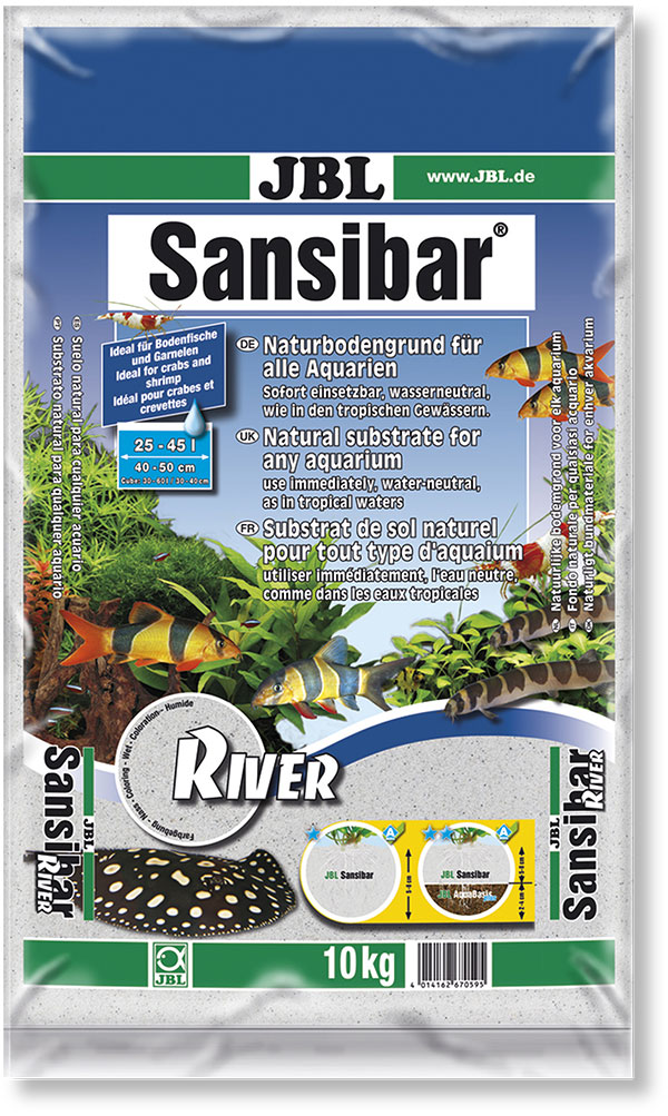 خاک بستر سانسی بار ریور _ JBL Sansibar RIVER