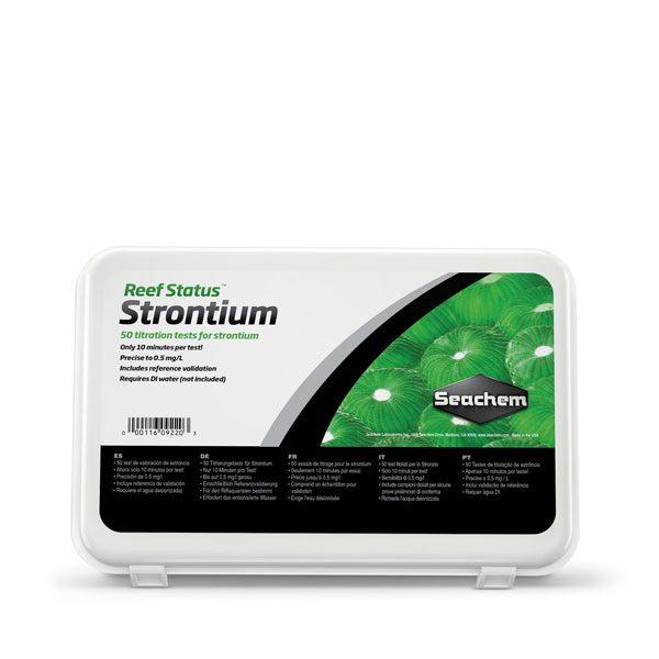 ریف استاتوس استرانتیوم Reef Status Strontium