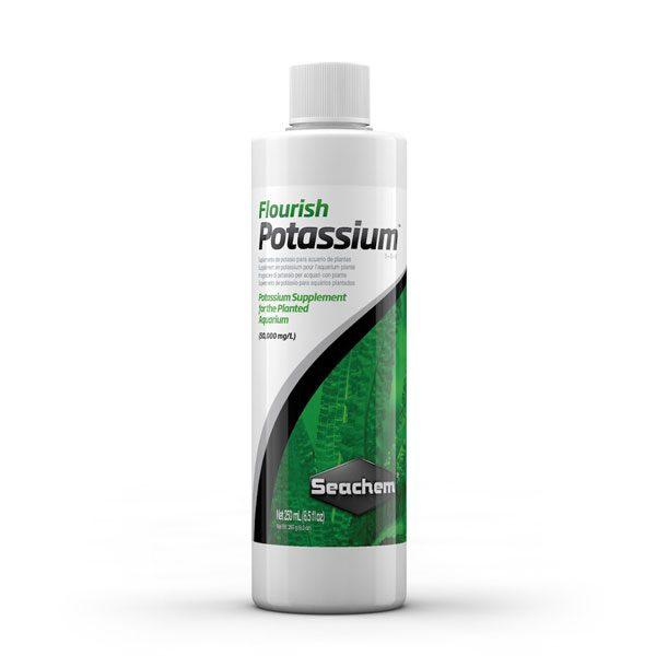 محلول فلوریش پتاسیم سیچم - SEACHEM Flourish Potassium
