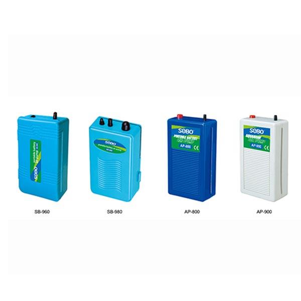 پمپ اکسیژن شارژی/پمپ هوا آکواریوم