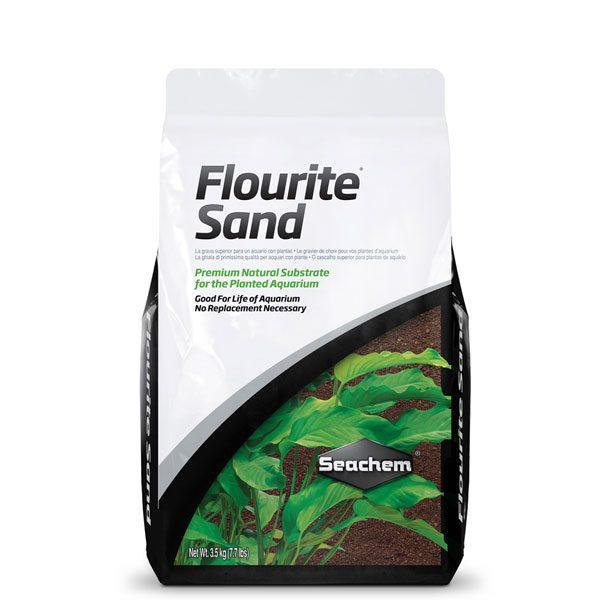 بستر فلوریت سند SEACHEM Flourite Sand