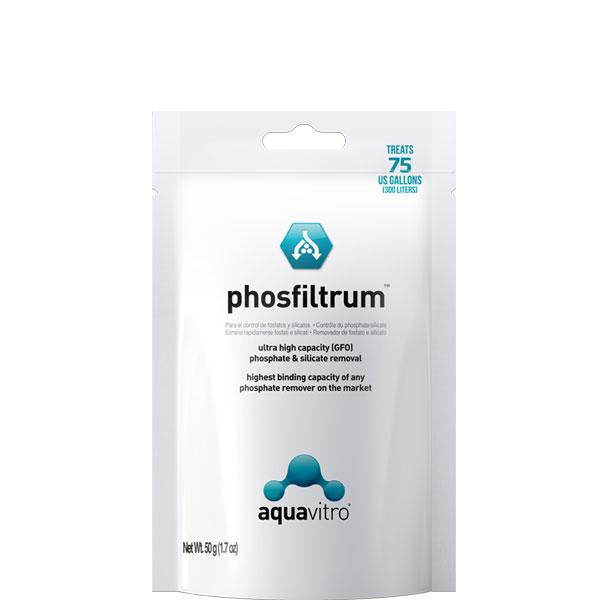 مدیا و فسفات گیر فس فیلتروم آکوا ویترو - AQUAVITRO Phosfiltrum