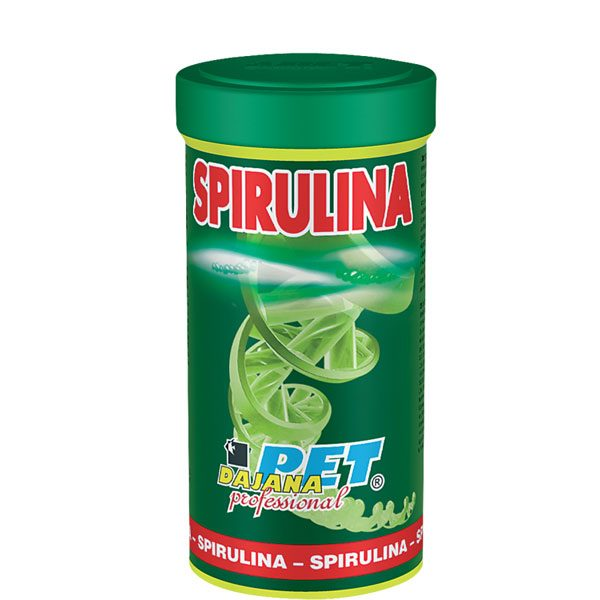 اسپیرولینا پت داجانا