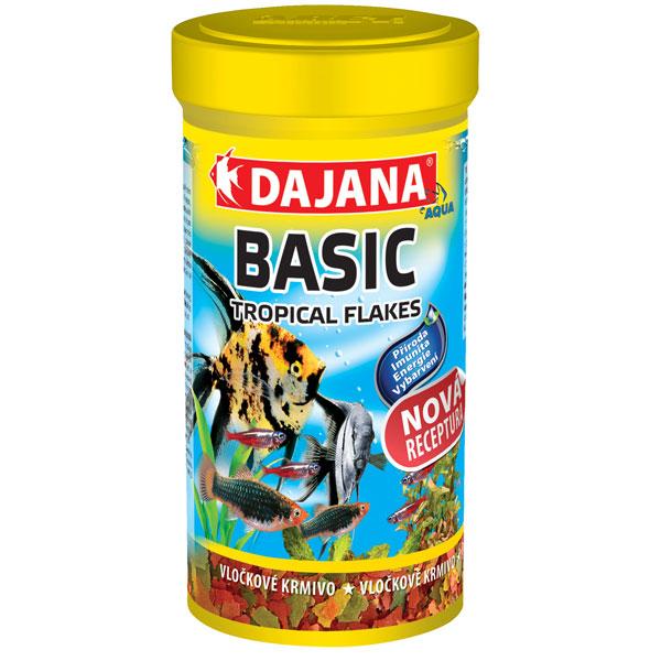 تروپیکال فلکس Basic Tropical Flakes