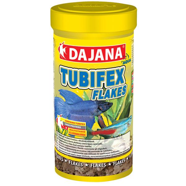 توبیفکس فلکس Tubifex Flakes