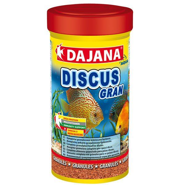 غذای گرانولی دیسکس داجانا - DAJANA Discus gran