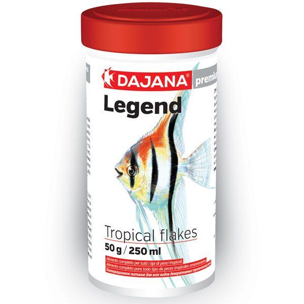 لیجند تروپیکال فلکس Legend Tropical Flakes