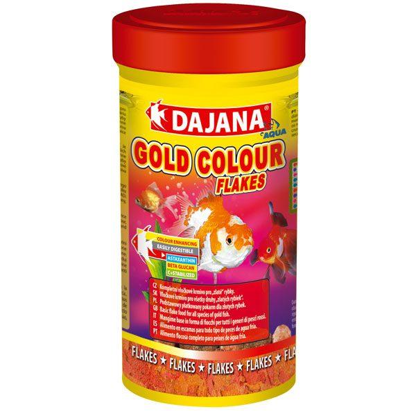 گلد کالر فلکس Gold Colour Flakes