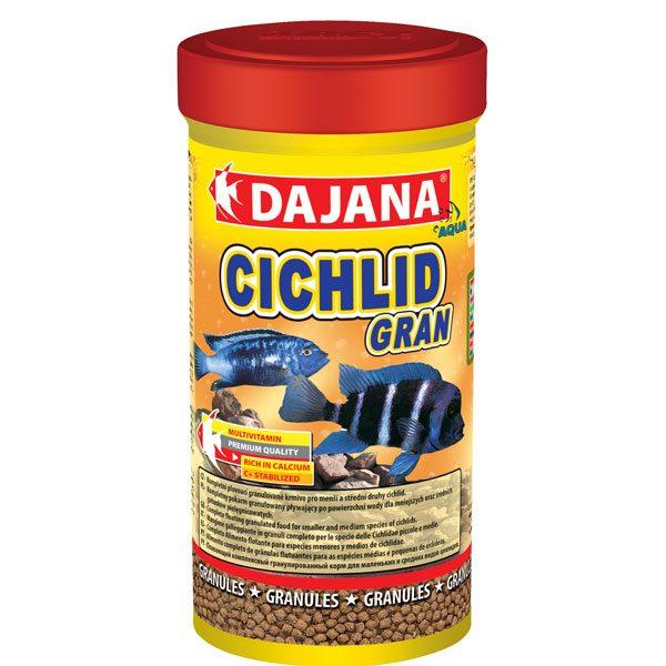غذای گرانولی سیچلاید داجانا - DAJANA Cichlid gran