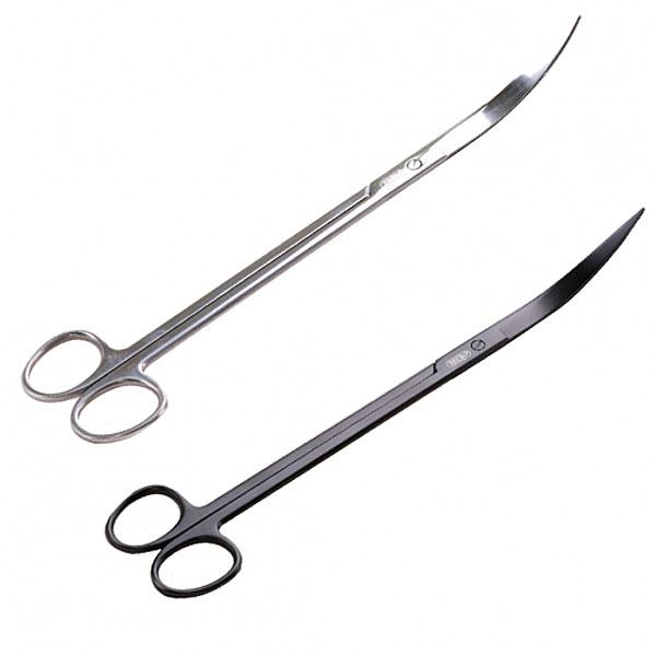 قیچی هرس گیاه کاروی اند ISTA PRO Scissors Curve End