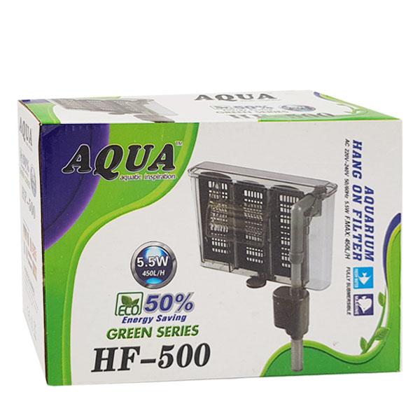 فیلتر هنگان آکوا مدل اچ اف 500 - AQUA HF-500 filter