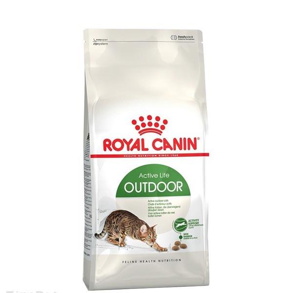 غذای خشک گربه غذای گربه بالغ