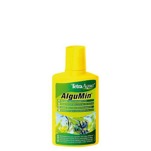 داروی آلگومین تترا/ضد جلبک آکواریوم