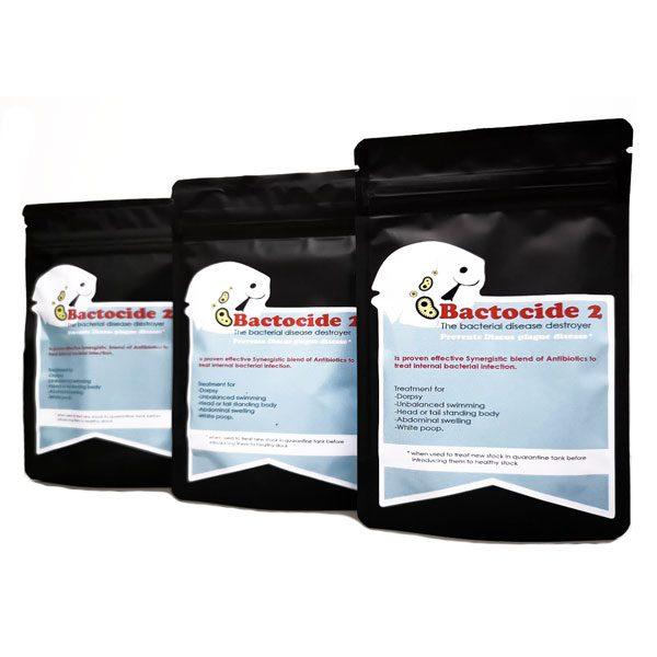 داروی باكتوسايد 2 دیسکس - DISCUS Bactocide 2