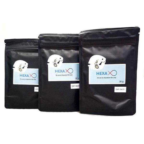 داروی هگزا دیسکس - DISCUS Hexa