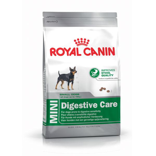 غذای خشک سگ مینی دایجستیو رویال کنین - ROYAL CANIN