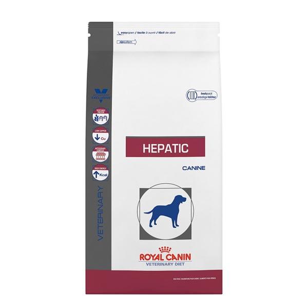 غذای سگ هپاتیک