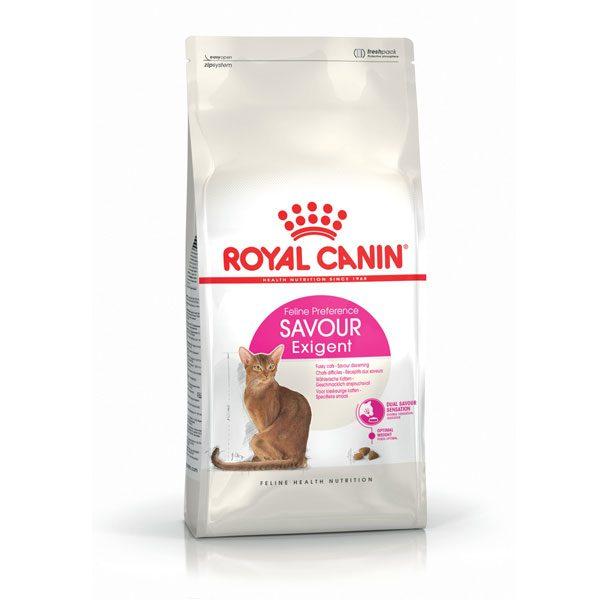 غذای گربه بد اشتها اگزیجنت ساور رویال کنین - ROYAL CANIN