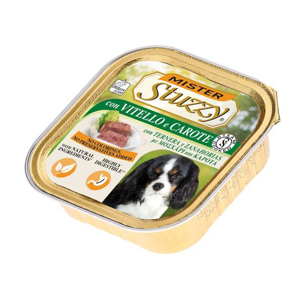 خوراک سگ استوزی