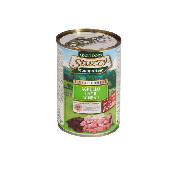 کنسرو غذای سگ استوزی