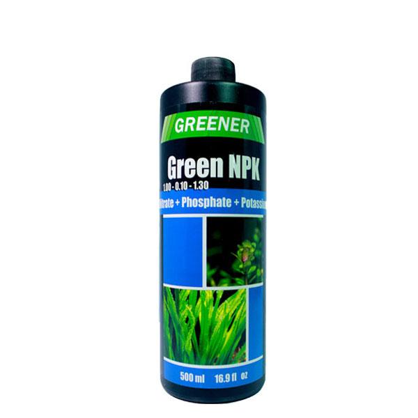 کود گیاهی مایع کود گیاهی ان پی کا Green NPK