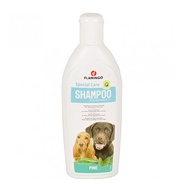 شامپو سگ با رایحه کاج فلامینگو - Flamingo Dog Shampoo
