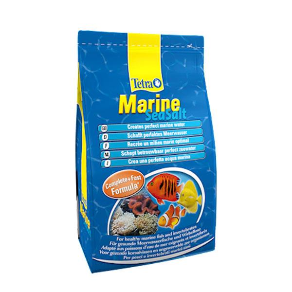 نمک دریایی آکواریوم تترا - Tetra Marine SeaSalt