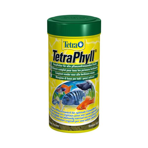 غذای پولکی ماهی تترا - Tetra Phyll