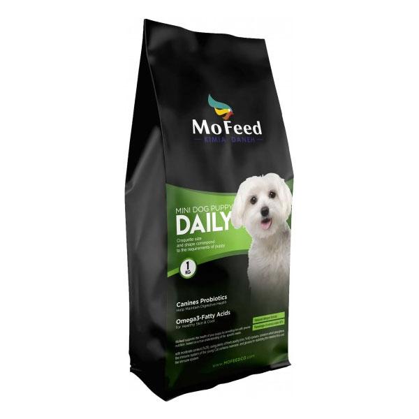 سگ نژاد کوچک غذای خشک مفید