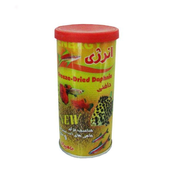 غذای گرانولی ماهی دافنی انرژی - Energi Freeze dried Daphnia