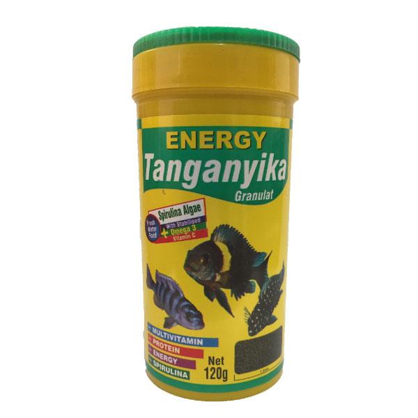 غذای ماهی گرانولی تانگانیکای انرژی - Energy Tanganyika Granulat