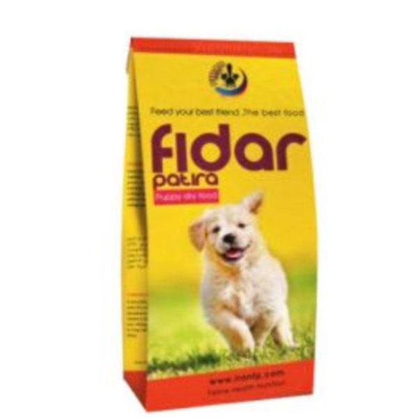غذای خشک آماده توله سگ نژاد کوچک فیدار -Fidar Puppy Dry Food