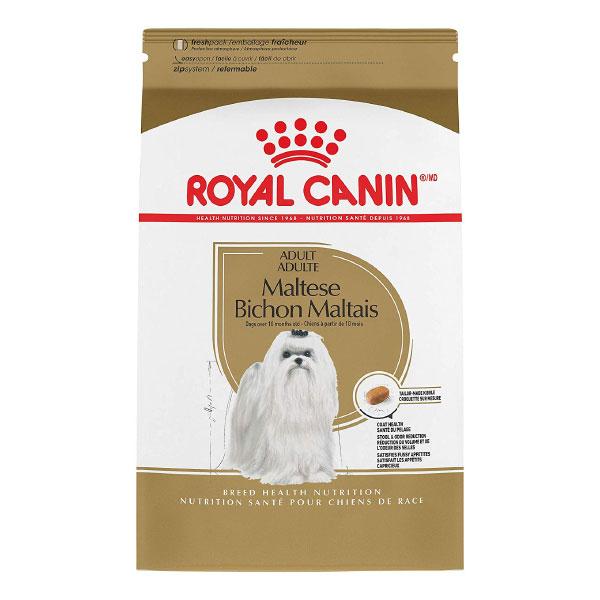 غذای خشک سگ بالغ نژاد مالتیز رویال کنین - Royal Canin Maltese Adult