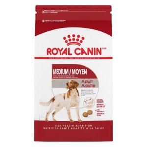 غذای خشک سگ بالغ نژاد متوسط رویال کنین - Royal Canin Medium Adult
