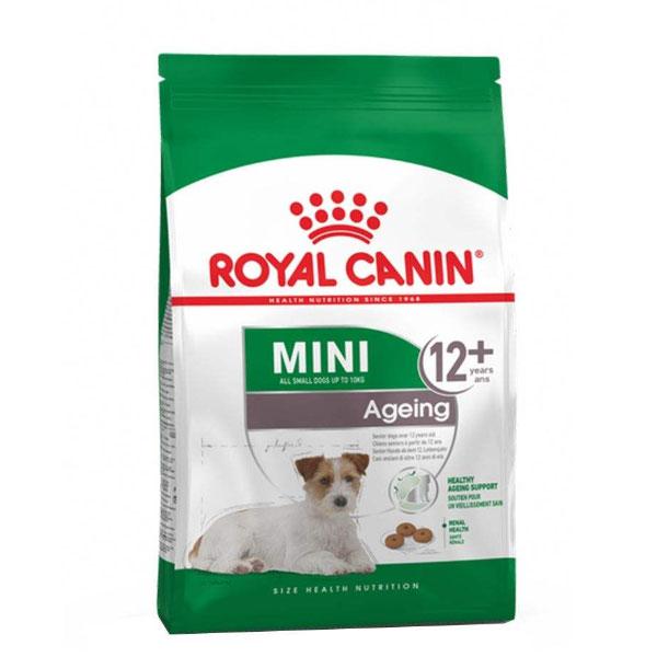 غذای خشک سگ مسن نژاد کوچک رویال کنین - Royal Canin Mini Agenig