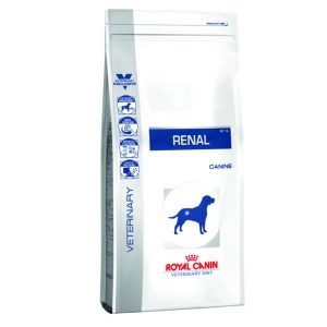 غذای خشک سگ ویژه بیماری کلیوی رویال کنین - Royal Canin Vet Diet Renal