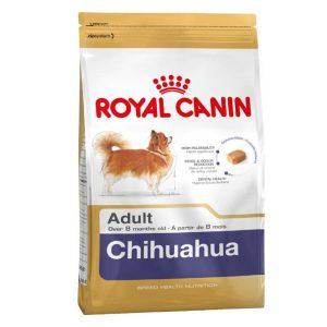 غذای خشک سگ بالغ نژاد شی هواهوا رویال کنین - Royal Canin Chihuahua Adult